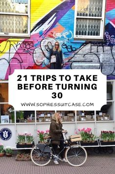 Adventure is a means of self-discovery; Here are my favourite trips to take before turning Cheap Vacation Destinations, Europe Destinations, Vacation Travel, Places To Travel, Places To Visit, Turning 30, Closest Friends, 30 Years Old, Cheap Travel