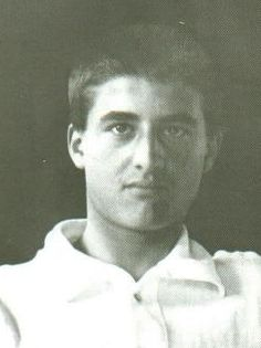 "Bl. Pier Giorgio Frassati                   Feast Day July 4, Incorrupt Saint.  At a young age it was found that he was giving to the poor, food, money what was ever asked of him.  Pope John Paul II called him ""the man of the eight Beatitudes"""