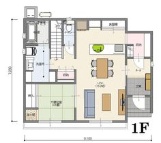 Gaudi, House Plans, Floor Plans, Flooring, How To Plan, Architecture, Home, Arquitetura, Ideas
