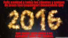 taxi airport pop: feliz navidad  2016   puerto plata  sosua