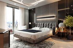 new villa concept on Behance