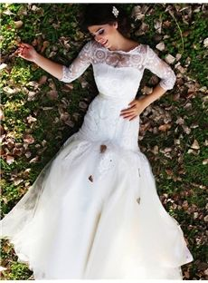 This UK Style Garden/Outdoor Natural Church Classic & Timeless All Sizes Summer Zipper-up Fall Wedding Dress belongs to Simple Wedding Dresses on modabridal.co.uk online shop. This dress is among the most attractive WEDDING DRESSES on the store,price: GBP £177.79