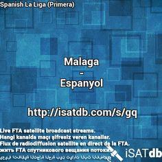 #Malaga #Espanyol #SpanishLaLigaPrimera Live FTA satellite broadcast streams. Hangi kanalda maçı şifresiz veren kanallar. Flux de radiodiffusion satellite en direct de la FTA. يعيش اتفاقية التجارة الحرة بين تيارات البث الفضائي. http://isatdb.com/s/gq