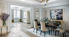 The Langham Hotel London's Sterling Suite - The Style Guide From LuxDeco