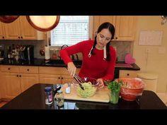 Spaghetti de Zucchini o de calabacita verde - YouTube Zucchini, Keto, Pasta, Youtube, Amor, Cauliflower, Vegetarian Food, Tasty Food Recipes, Youtubers