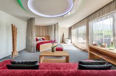 Ritzenhof Hotel & Spa am See Wellness Hotel Salzburg, Home Design, Hotel Spa, Haus Am See, Interiordesign, Modern, Curtains, Inspiration, Home Decor