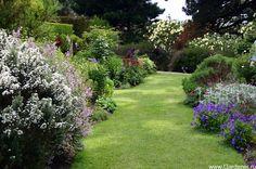 Kiftsgate Court Gardens | Ландшафтный дизайн садов и парков