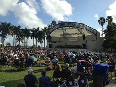 Have a Picnic While Listening to Opera at the Waterfront
