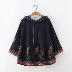 Material: made of cotton and polyester Size: one size Color: White/Light Grey/Navy Size for reference: Size Length Sleeve Length One Size Girls Fashion Clothes, Teen Fashion Outfits, Fashion Wear, Girl Fashion, Fashion Dresses, Fashion Design, Stylish Summer Outfits, Summer Dress Outfits, Cute Casual Outfits