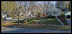 Halloween's aftermath #URL Halloween Pranks