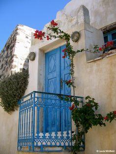 Santorini: A Study In Blue - ♥ Kara´s Greek World ♥
