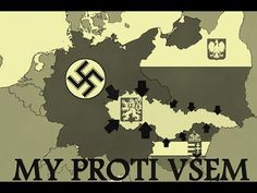 MY PROTI VŠEM - 1938 MOBILIZACE Ww2, Retro, Movie Posters, Stamps, Fictional Characters, Country, History, Seals, Film Poster