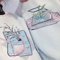 kokopiecoco: #aesthetics #tumblr #Vaporwave @kokopiebrand twin...