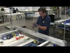 자동 슬라이딩 도어는 어떻게 만들어질까? - 자동문 제작과정