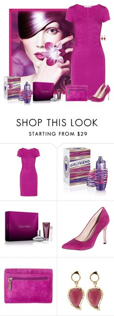 """Growing trend for 2014 Orchid as top color"" by sherbear1974 ❤ liked on Polyvore featuring Sephora Collection, Diane Von Furstenberg, Justin Bieber, Calvin Klein, Vince Camuto, HOBO and Tamara Comolli"