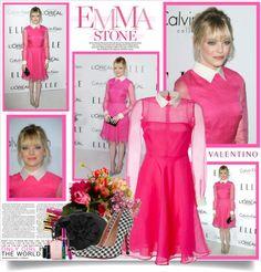 """Emma"" by xxofashionforwardxxo ❤ liked on Polyvore"