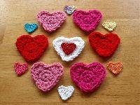 Free Crochet Pattern: Heart Pattern | Crochet Direct