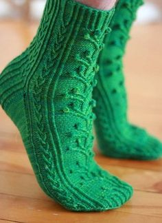 #socks #green