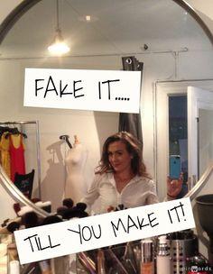 That's a Wrap: Fake It Till You Make It