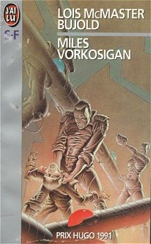 Cliquez pour accéder à la fiche du livre : 'Miles Vorkosigan'