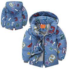 39.37$ Buy now - https://alitems.com/g/1e8d114494b01f4c715516525dc3e8/?i=5&ulp=https%3A%2F%2Fwww.aliexpress.com%2Fitem%2FBaby-boy-clothes-baby-boy-winter-jackets-white-duck-down-waem-hooded-boy-winter-coats-letter%2F32716129862.html - Baby boy clothes baby boy winter jackets white duck down waem hooded boy winter coats letter printed hooded winter kids ouwears 39.37$