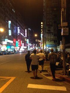 chaos in taiwan