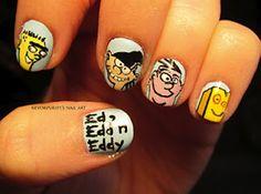 Ed, Edd, 'n' Eddy (Complete W Plank) :D