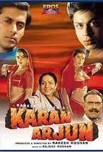 krabbymovies.com: Karan Arjun - Download Indian Movie 1995