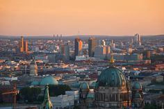 Berlin.. supposed to be an amazing city