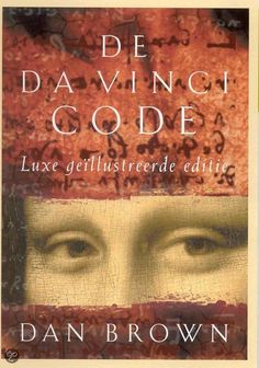 De Da Vinci Code by Dan Brown. Quick and enthralling mystery of history novel Dan Brown, Robert Langdon, Series Gratis, Detective, Books To Read, My Books, Book Writer, Mystery Novels, Book Organization