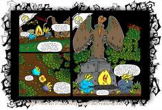 cippi e wippi passano sotto la tomba di Vincent Price