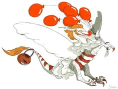 Dragon IT by DragonStalk on DeviantArt Funny Horror, Horror Movies, Le Clown, Pennywise The Dancing Clown, Clowning Around, Creepypasta, Cool Art, Awesome Art, Mythical Creatures