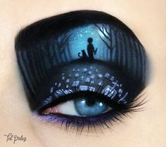 Une nouvelle sélection de maquillages créatifs inspirés des films cultes, de la pop culture et des contes de fées ! Des créations douces et colorées imagi