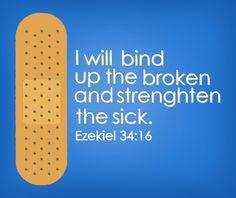 u r healed