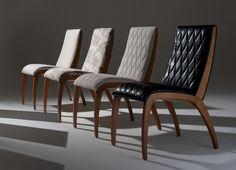 Cadeira de Jantar Bond - Inusual design para transformar