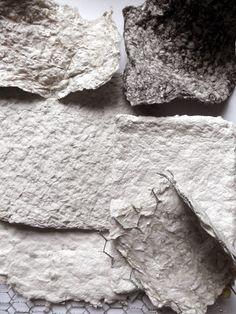 rustybreak: Paper Pulp by Lisa Galesloot.