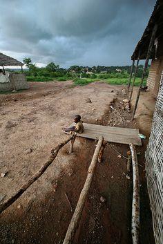 Guinea Bissau, Country Roads