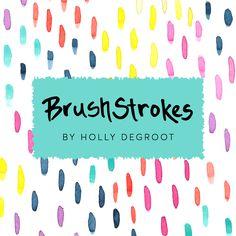 Brush Strokes - Cloud9 Fabrics