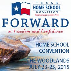 2015-THSC Woodlands Home School Convention