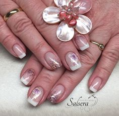 Nails, Nägel, Nageldesign, French Classic, Salsera Nails & Lashes, Frankfurt am Main, www.salsera-nails.de