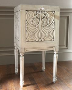 Most beautiful filing cabinet $260 USD plus shipping from Neiman Marcus.  Yeah right like this is ever going to happen!