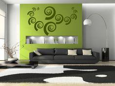 """Vinilo decorativo """"Concha (fantasia)"""" #vinillos #stickers #pared #home #decor #decoraciones"""