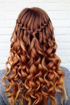 PINSPIRATION: 50 X de allermooiste feestkapsels voor Kerst en Nieuwjaar! #hair #hairstyles #hairinspiration