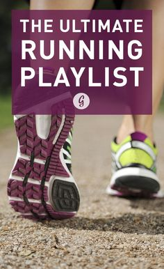 The Ultimate Running Playlist #running #fitness #playlist