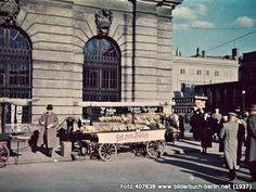 Berlin: Tag der Arbeit 1. Mai 1937, Pariser Platz 6