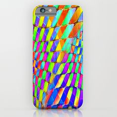 Tumbler #32 Psychedelic Optical Illusion Design by CAP iPhone & iPod Case