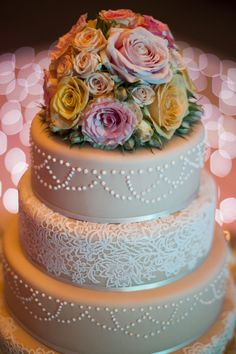 Stunning Wedding Cakes We Can't Stop Looking At