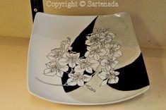 de pintura em porcelana | Sartenada's photo blog / Blog de foto de ...