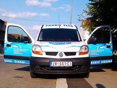 Brendiranje vozila i poslovnih prostora Pacarti studio #Beograd #Brendiranje #Autografika #Dizajn #Marketing #Srbija