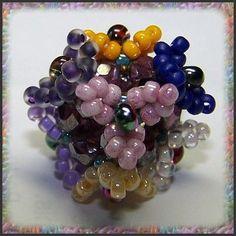 Best Seed Bead Jewelry  2017  pattern for free  Fofinhas Perlenstuebchen